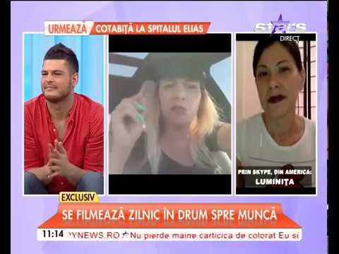 Aparitia la Antena Stars #1 (Romania)  cu Razvan Botezatu