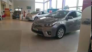 Showroom Tour @ Toyota Long Mile