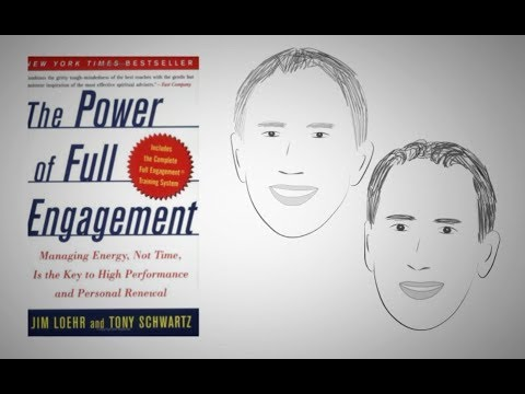 the power of full engagement summary pdf