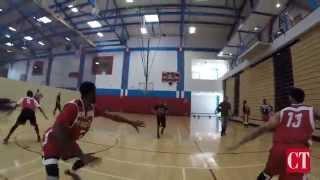 GOPRO POV   PG Christian Jones - Mens Basketball Practice