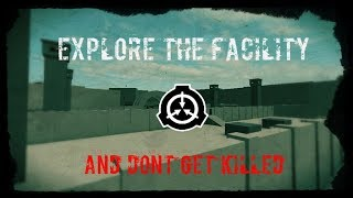 SCP Roblox Gameplay. (Scary for viewers that are scared and also read description please.)