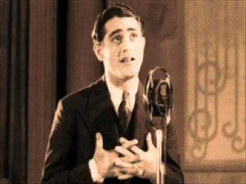 Al Bowlly - I'm One Of The Lads Of Valencia 1933 Ray Noble