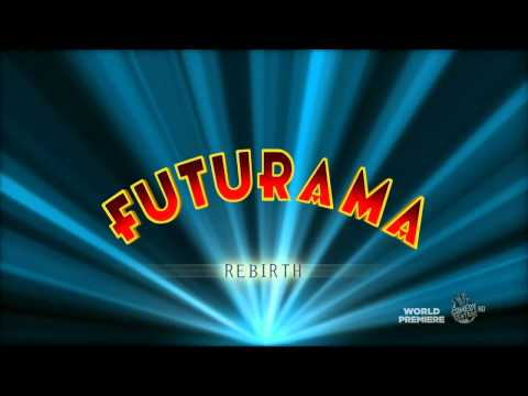 Futurama Theme Song