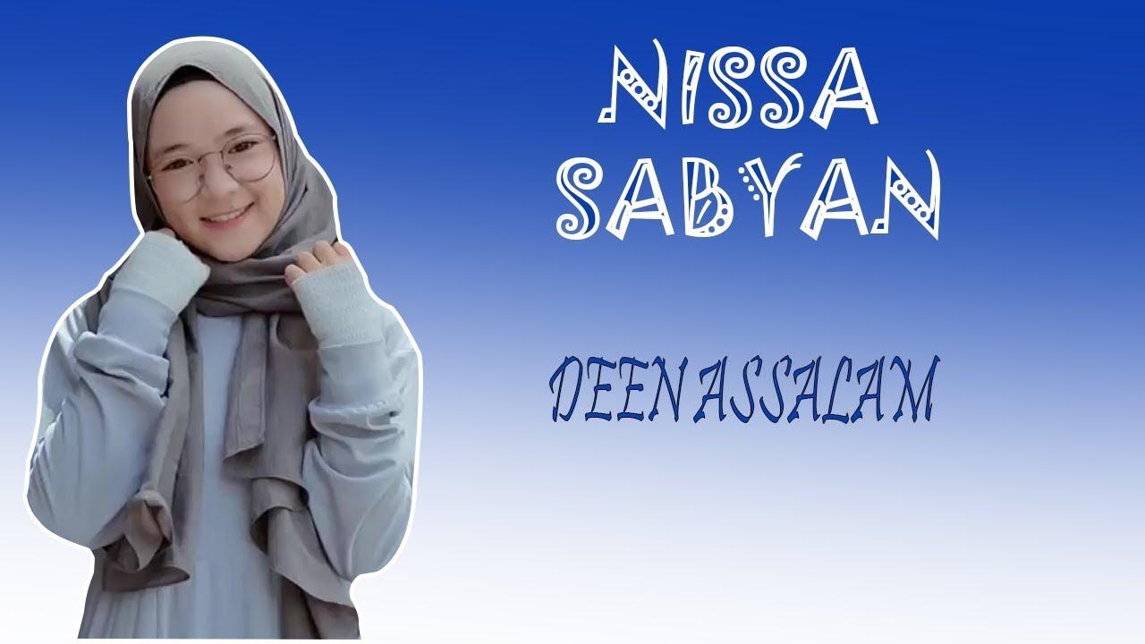 Download Video Mp4 Nissa Sabyan Deen Assalam