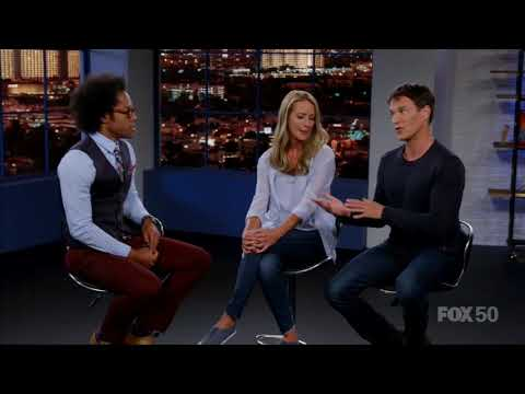 The Gifted - Amy Acker and Stephen Moyer interview