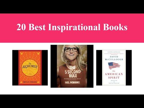20 Best Inspirational Books