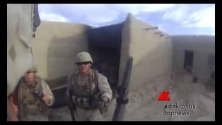 Afghanistan, cecchino talebano lo colpisce alla testa: soldato Usa esce illeso grazie all'...
