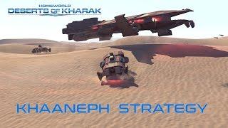 Deserts of Kharak - Khaaneph Double Production Cruiser Aggression