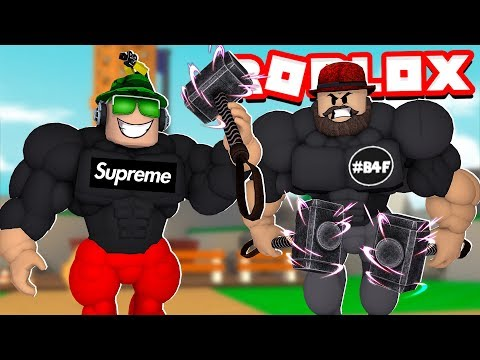 HOW TO BECOME PRO FROM NOOB SUPER FAST In ROBLOX HAMMER SIMUL