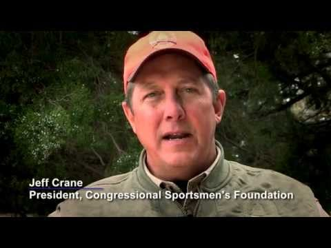 Gerald McRaney on the Congressional Sportsmen's Foundation (Provided by Orion Entertainment)