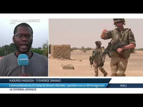 🔎[#MALI]🇲🇱•Le QG du G5 Sahel va quitter Sévaré au centre du #Mali pour s'installer à Bamako