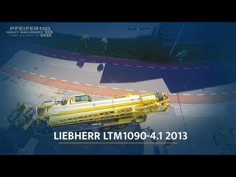 Liebherr LTM1090-4.1 2013