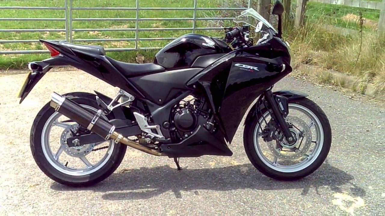 2011-2014 Honda CBR250R Coffman Shorty Exhaust