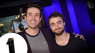 Daniel Radcliffe - YouTube Comment Reactions