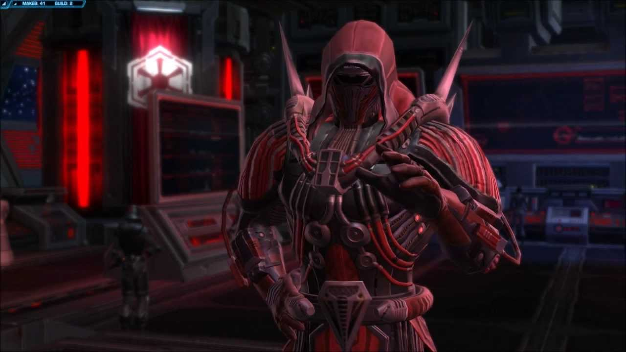 Swtor rise of the hutt cartel dark side inquisitor for Who is a consular