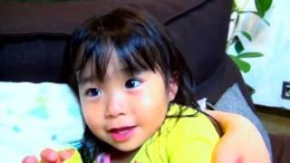 【こなつ☆3歳】ママのお腹にいた時の記憶 ♡胎内記憶
