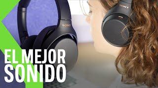 Sony WH 1000XM4, Review: Son los auriculares inalámbricos más PRÁCTICOS y te contamos por qué