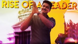 Rise of a Leader | Ilayathalapathy to Thalapathy | Skycinemas