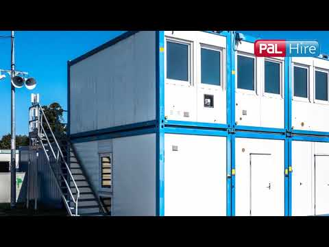 Site Accommodation from PAL Hire