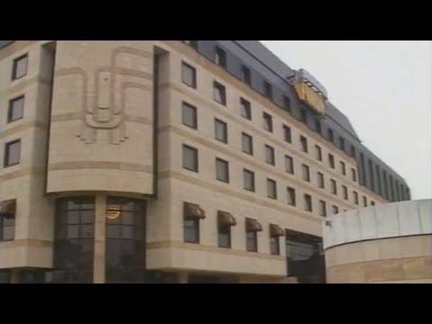 Bratislava - Otvorenie hotela Fórum (1989)