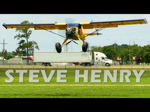 Steve Henry Highlander - Plane Spotting Aircraft Spotting Departure Landing