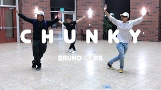 Chunky - Bruno Mars | Alan Cruz Choreography