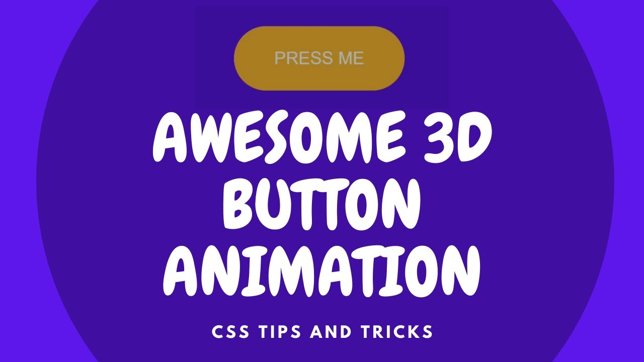 Advanced CSS Button - CSS Tips and Tricks