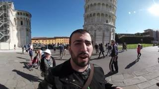 360 Video Leaning Tower of Pisa