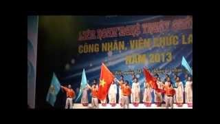 1. Liên khúc Công đoàn ca - Bài ca thanh niên Công nhân