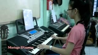 [Độc tấu Organ]  Mariage D'amour - Diễm Phương
