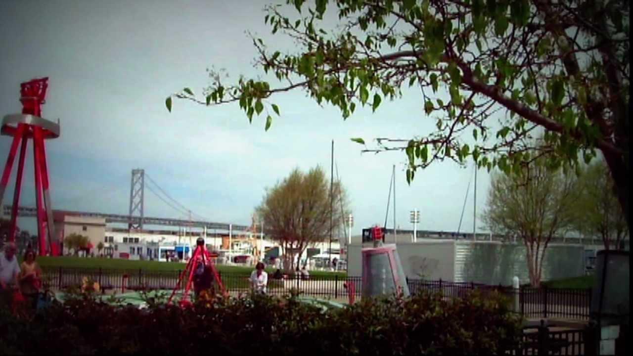 A spring day at South Beach Harbor Marina, San Francisco