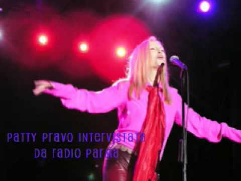 Patty Pravo intervistata da Radio Parma