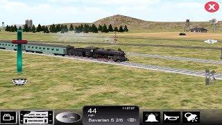 Train Sim(Kids Scene+Mountain Pass)Game