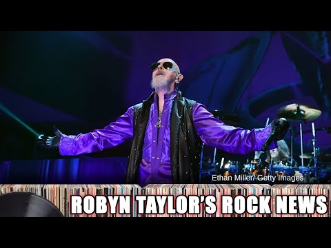 Judas Priest Announces U.S. Fall Tour: Robyn Taylor's Rock News