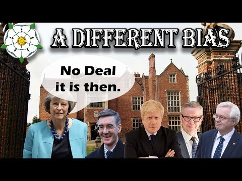 Theresa May Goes for No Deal Brexit