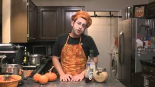 Ben Starr's Pumpkin Bourbon Pecan Pie (no Corn Syrup!)