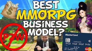 Best MMORPG Business Model? (Free To Play, P2W, Buy To Play Or Sub Fee?)