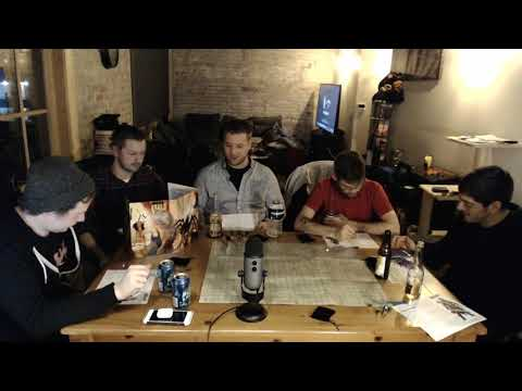 Pathfinder! Beers & Broadswords!  We venture forth into the unknown in search of adventure and ale!