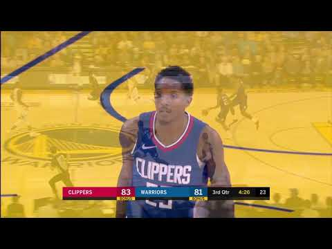27 points in the 3rd quarter brought to you by Sweet Lou 01-10-18