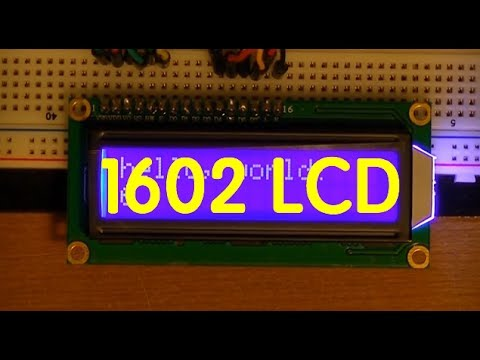 How to use a 1602 16X2 LCD display with Arduino, TI Launchpad, and standalone MSP430: My Amazon recommended products: https://www.amazon.com/shop/garagegeekguy  Wiring a character LCD at Adafruit: http://learn.adafruit.com/character-lcds/wiring-a-character-lcd   I show how to use a standard 16X2 LCD display in three different use cases.   1. With an Arduino Uno 2. With a TI Launchpad MSP430 running Energia 3. Directly on a breadboard on an MSP430G2553 running Energia  This LCD display is low cost - I paid $2.26, shipped, on Ebay.  It uses the standard Hitachi 44780 controller, and has a pretty blue back light.