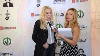 Ivana Spagna - intervista per Animal AID Live 2015 - 19 Settembre 2015