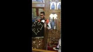 Vendredi Saint 2014 - Lamentations de Jérémie en Arabe