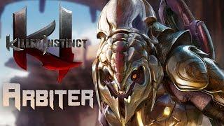 Killer Instinct Season 3 Arbiter Ultra On All Stages