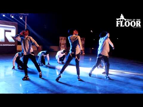 ALCHEMY CREW || THIRD PLACE || FINALE || TEAR UP THE FLOOR