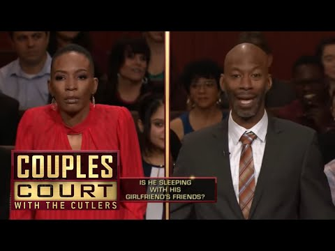 Woman Feels Boyfriend Was A Little Too Close With Former Roommate (Full Episode) | Couples Court