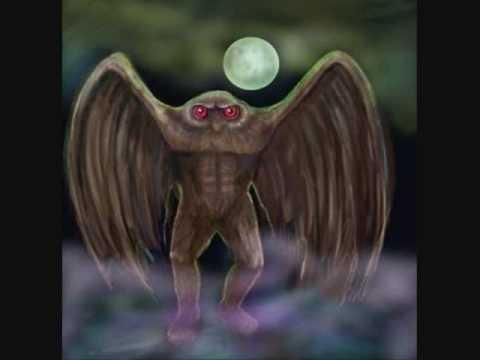 mothman real or fake