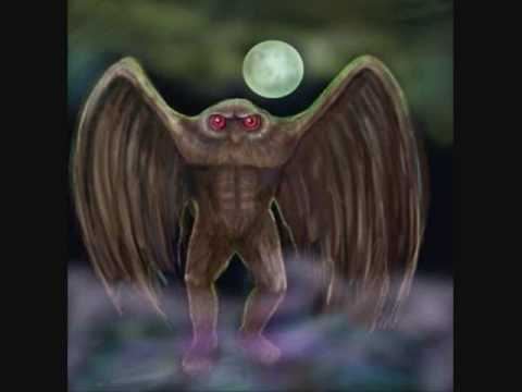 Is mothman real or fake