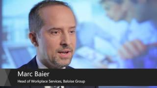 Baloise Group uses Citrix Workspace Suite to provide true flexibility to employees