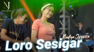 Nadya Jessica ft Yayan Jandut - Loro Sesigar | Koplo (Official Music Video)