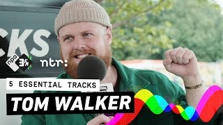 What song never fails to make Tom Walker happy? | 5 Essential Tracks | 3FM